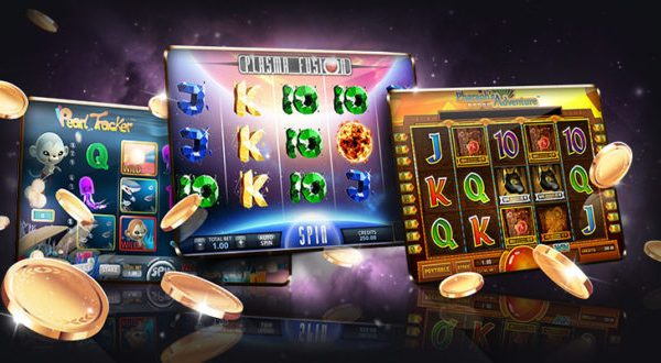 Advantages of Playing Online Slot Games