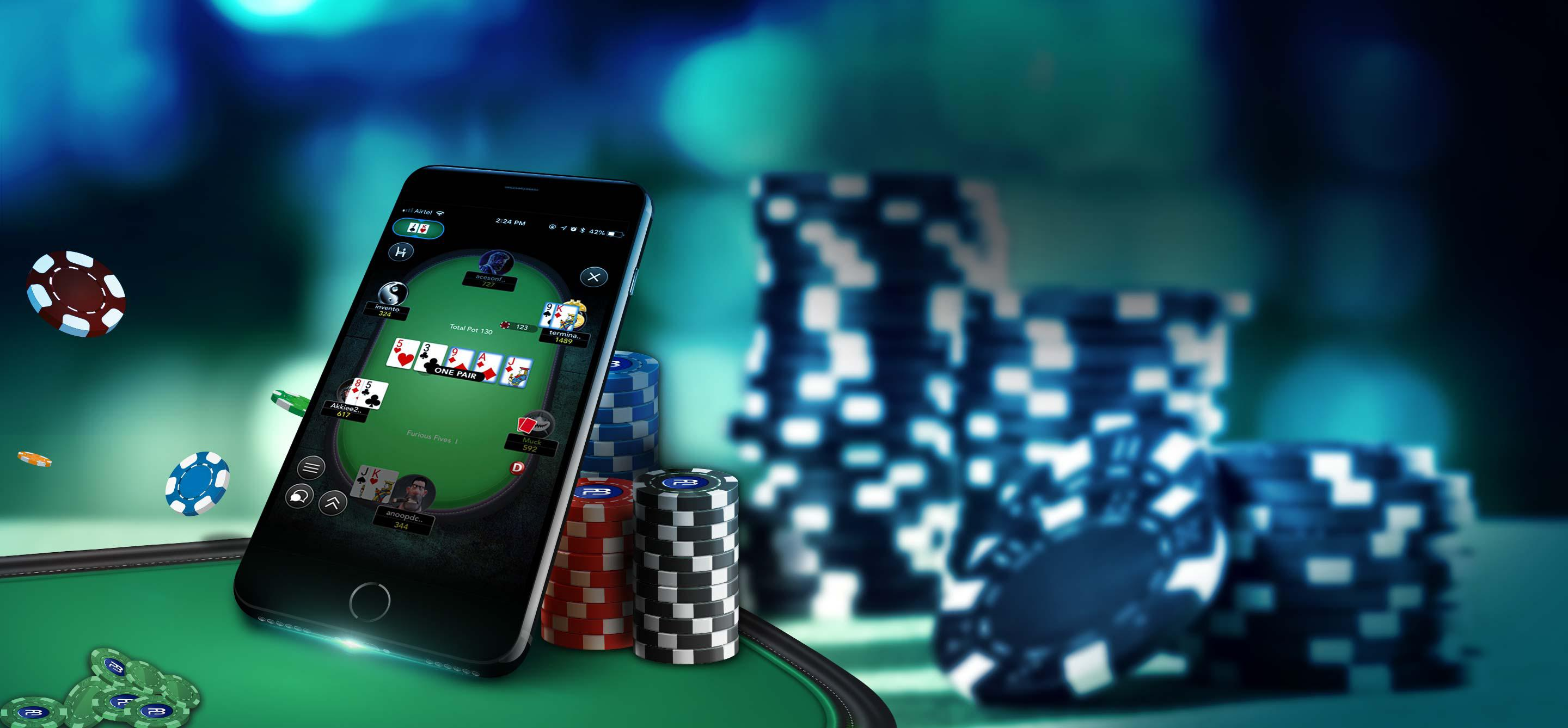 Enjoy an excellent poker online game through extraordinary applications