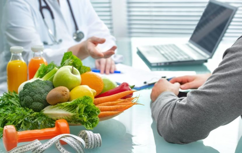 Good Nutrition keeps anyone away from the disease