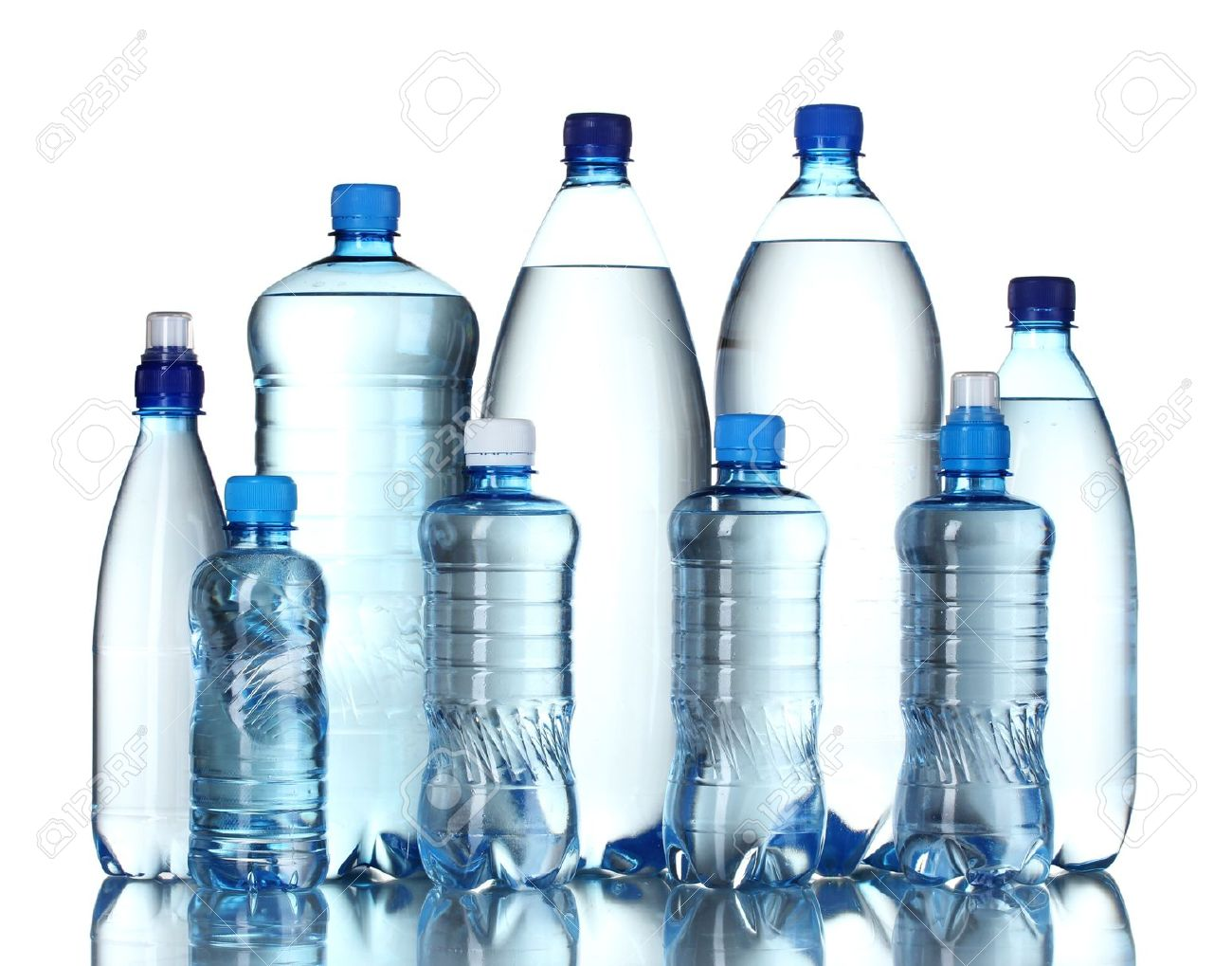 How can one use promotional water bottles?