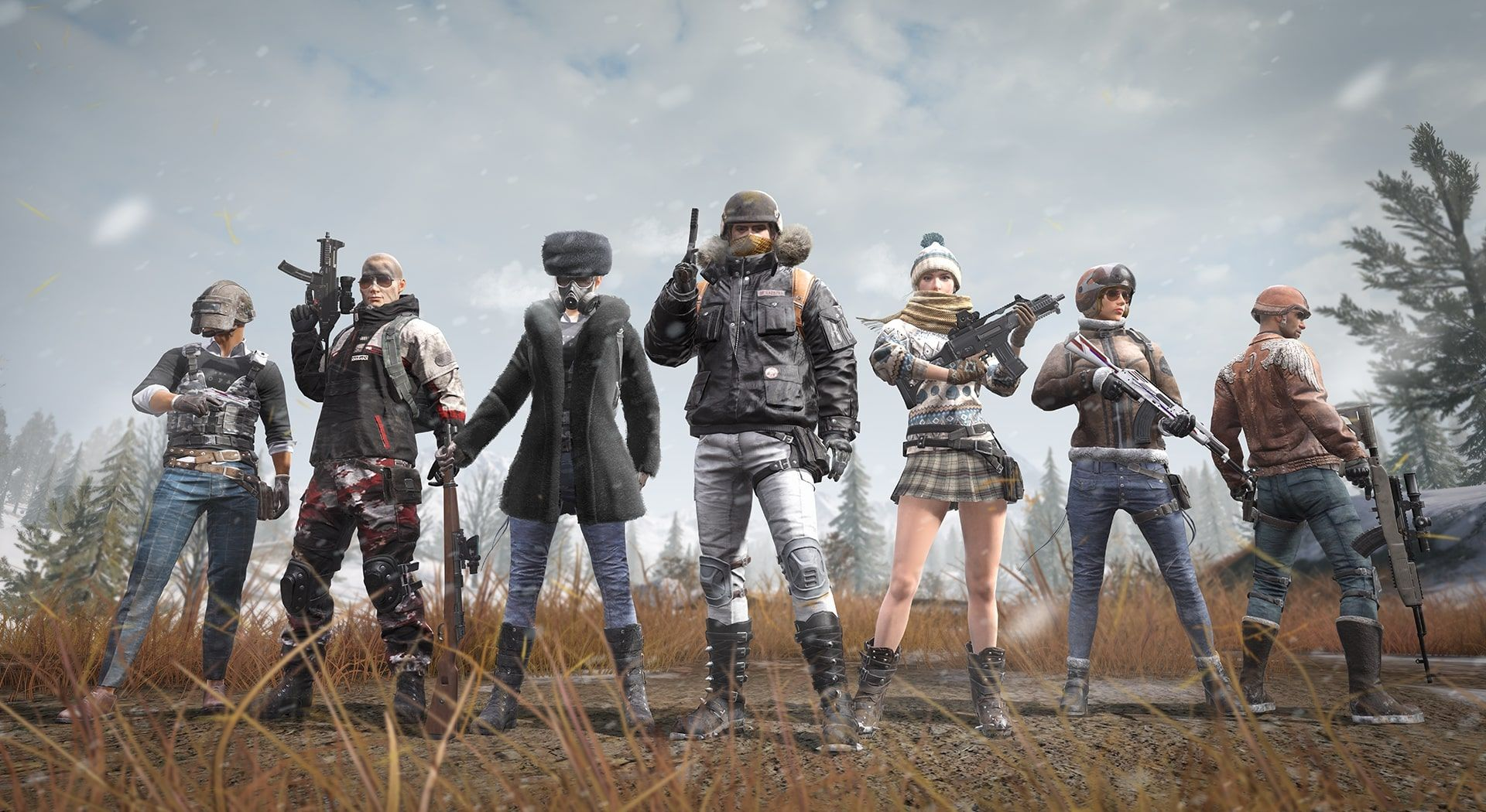 Show your potential by playing pubg lite is virtual reality
