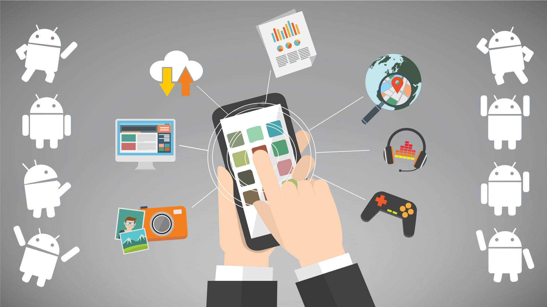 The mobile app development company that provides what your business needs